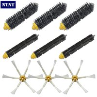Free Post New Brush 6 Armed Kit For IRobot Roomba 600 700 Series 620 630 650