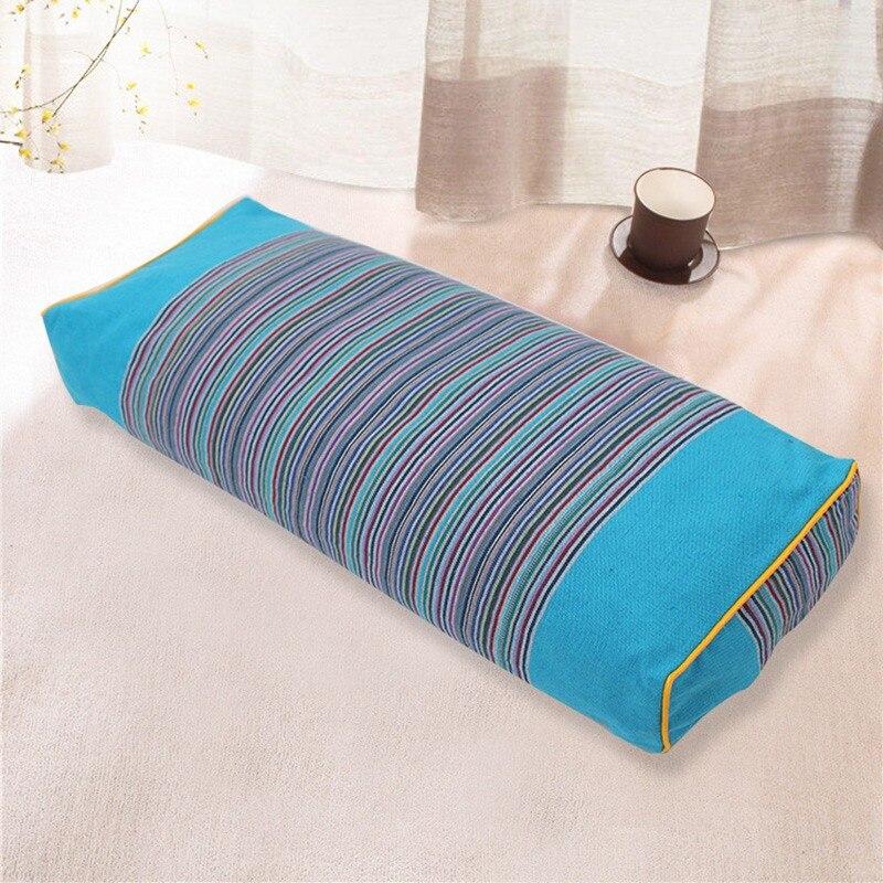 Image 5 - ベストセラーホームホテル用品快適な寝具枕縞模様枕矩形ボディ睡眠枕    グループ上の ホーム
