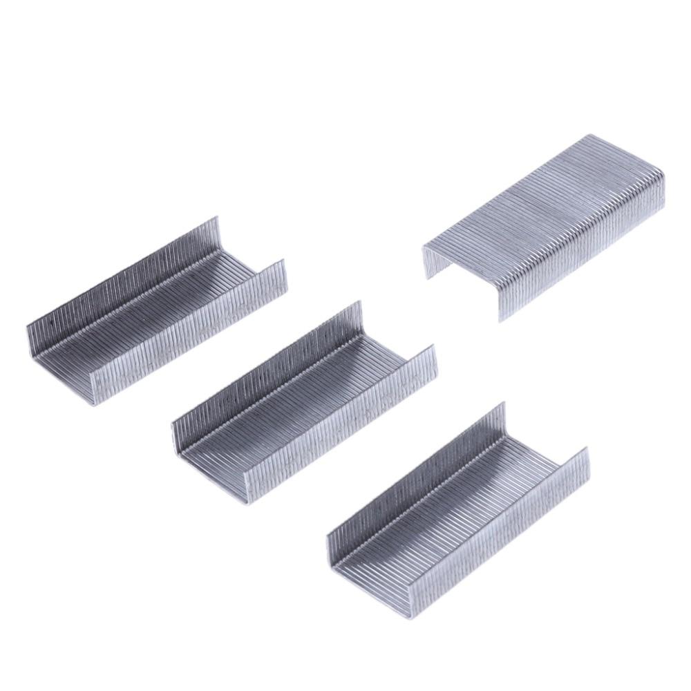1000Pcs/Box 24/6 Metal Staples For Stapler Office School Supplies Stationery New-U1JA