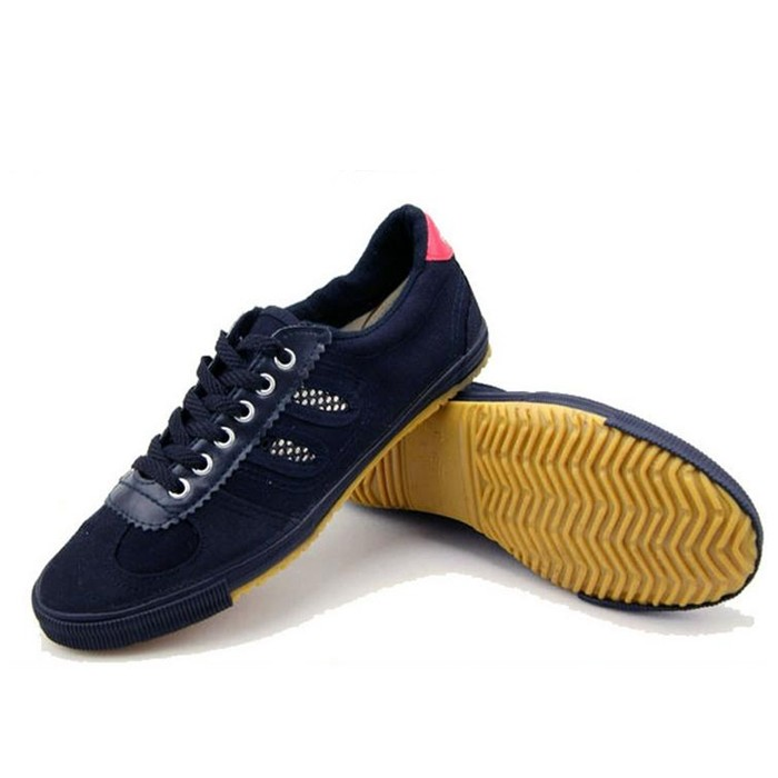 Durable Double Star Gong Fu Shoes 5