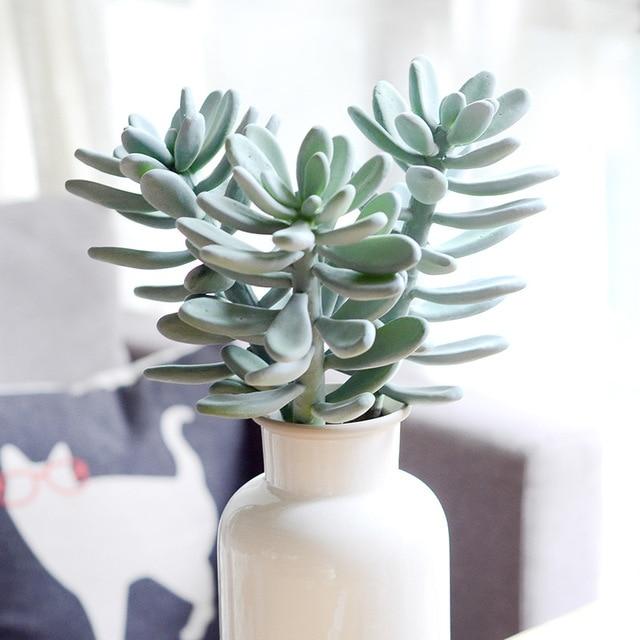 514 5 De Descuentoaliexpresscom Comprar Jarown Artificial Fleshiness Cactus Planta Grande Plantas Suculentas Cactus Bonsai Paisaje Local Flor