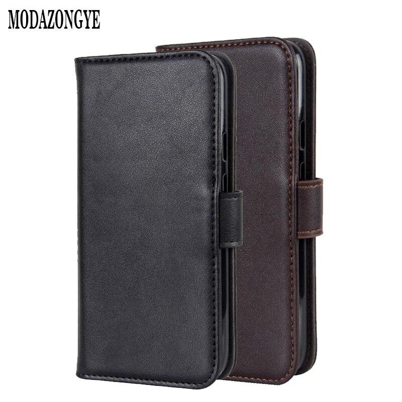 For ZTE Nubia Z17 Mini Case Nubia Z17 Mini Cover Original Wallet Genuine Leather Flip Case For ZTE Nubia Z17 Mini Phone Case Bag