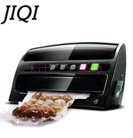 Vacuum sealer Packer food Film vacuum sealing machine plastic bags Commercial wet dry machine small package Container 10pcs bags