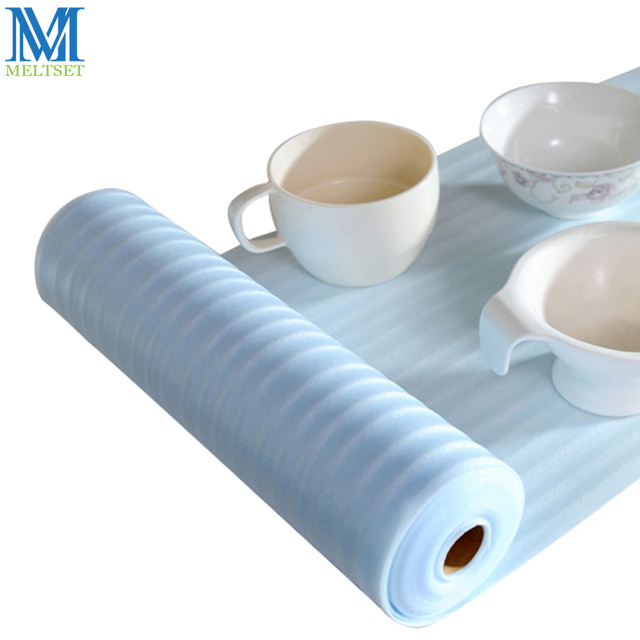 30 500cm Pc 1 Roll Kitchen Drawer Mat Shelf Cabinet Storage Pad Antibacterial Table Cup