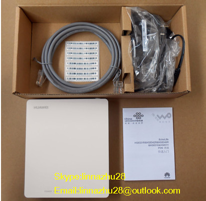 Terminal Onu 1ge 1 Vioce Ont,english Version For Hua Wei Original Hg8311 Gpon Class C