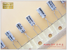 30PCS Rubycon old light gray NW (CEW) 4.7uF/25V non-polar electrolytic capacitors free shipping