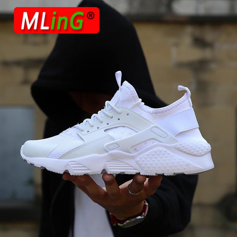 New Arrival Unisex Outdoor Running Shoes Breathable Athletic Training Shoes Comfortable Sports Shoes Sneakers For Woman And Men