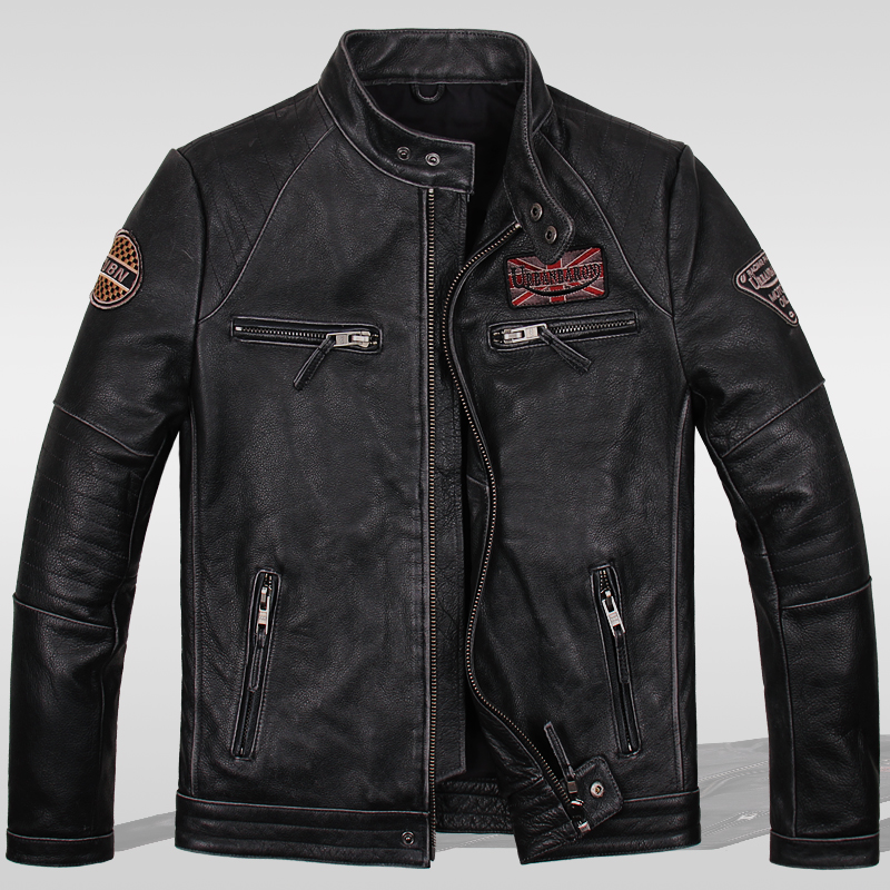 Read Description Asian Size Motorcycle Rider Leather