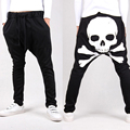 Hip Hop harem pants for men New 2015 Mens Fashion Trousers Sweatpants Dance