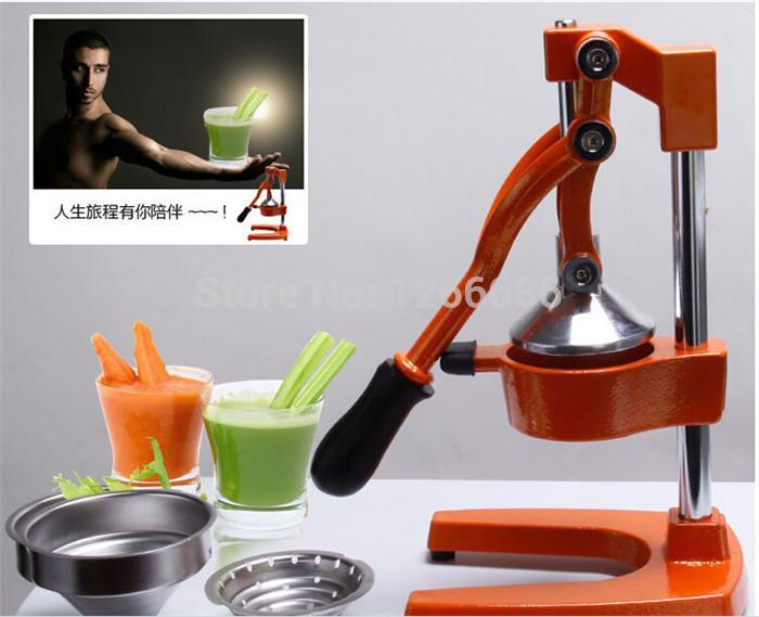 Hot Sale commercial juicer press,manual pomegranate squeezer