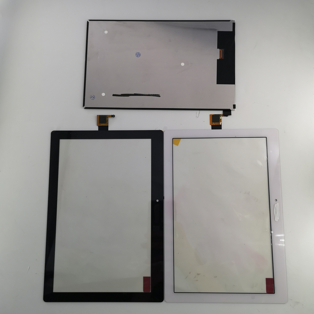 Touch Screen Digitizer Sensor Glass LCD Display Monitor Assembly For Lenovo Tab 2 A10-30 YT3-X30 X30F TB2-X30F tb2-x30l a6500 for lenovo tab3 10 for business tb3 70f m tablet case cover 10 1 inch for lenovo tab2 a10 70f l a10 30 x30f film stylus pen
