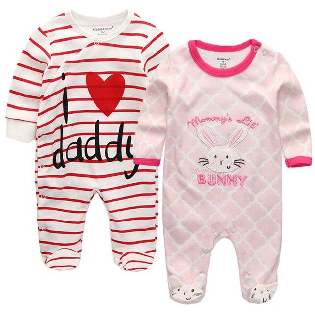 Летняя одежда для маленьких девочек; милый комбинезон для новорожденных; коллекция 2019 года; Комбинезоны для маленьких мальчиков; недорогие Комбинезоны для младенцев; костюмы de bebe