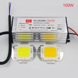 Image 5 - Puce Source Super brillante pour projecteur, éclairage extérieur et intérieur, ampoule COB 100 220V lumière LED, 10W 20W 30W 50W