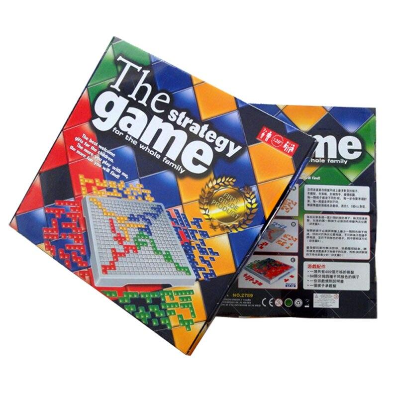 Блокус Боард Гаме 4 Играчи Фамили & - Забава - Фотографија 2