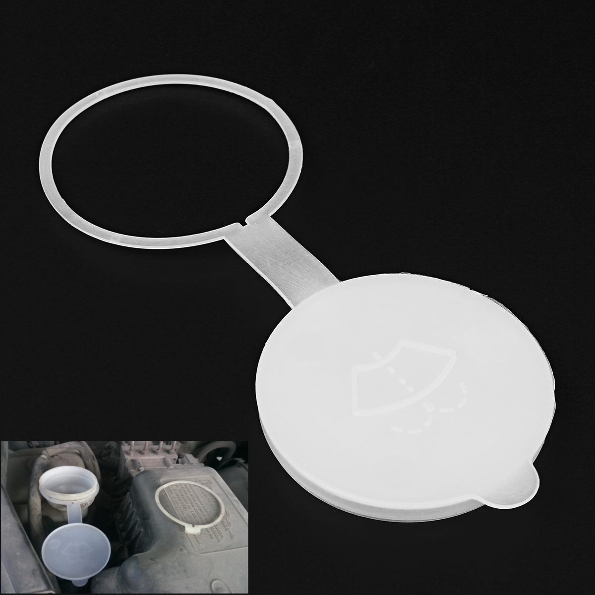 Car Windshield Washer Bottle Cap Cover Washer Bottle Cap For Great Wall Hover H3 H5