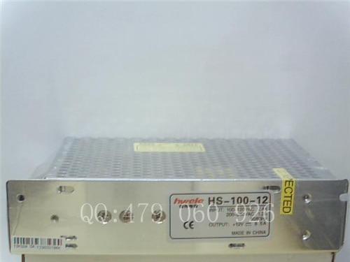[JIYUAN] Heng Wei switching power supply HS-100-12 12V8.3A  --3PCS/LOT[JIYUAN] Heng Wei switching power supply HS-100-12 12V8.3A  --3PCS/LOT