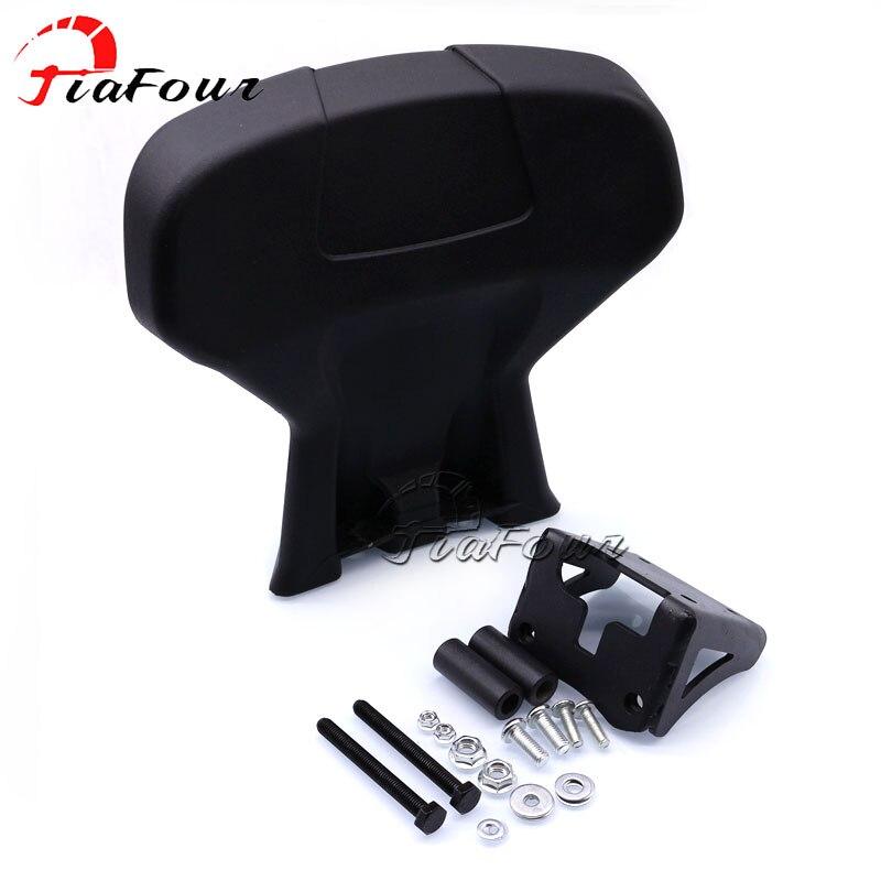 все цены на For YAMAHA XMAX250 XMAX300 XMAX400 XMAX 250 XMAX 300 X-MAX 4002017 rear seat bracket backrest tail top box case cover онлайн