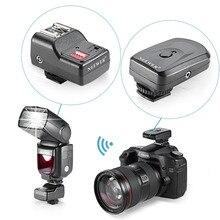 Neewer 16 Canaux Sans Fil À Distance Déclencheur Radio avec PC Récepteur pour Canon/Nikon/Yongnuo Flash/Autres avec Griffe universelle