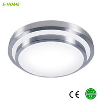 Led Circular Aluminum Acrylic Dome Light Contracted And Contemporary Sitting Room The Bedroom Of Corridor Corridor