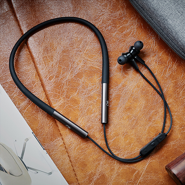 Shanling MW100 Bluetooth Wireless In-Ear Earphone Neckband Sport Auriculares Earplug With Mic For Mobile Phone 3