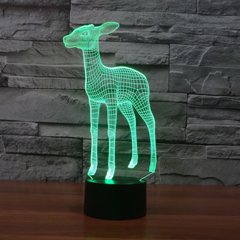 deer night light