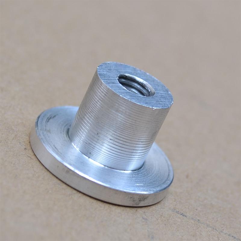 40mm furniture leg Coffee glass table leg support rods special aluminum pie bracket diy  ...