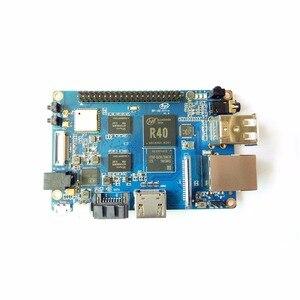 Image 4 - BPI M2 الترا R40 رباعية النواة 2GB DDR3 RAM مع SATA واي فاي بلوتوث 8GB eMMC التجريبي لوحة كمبيوتر واحدة