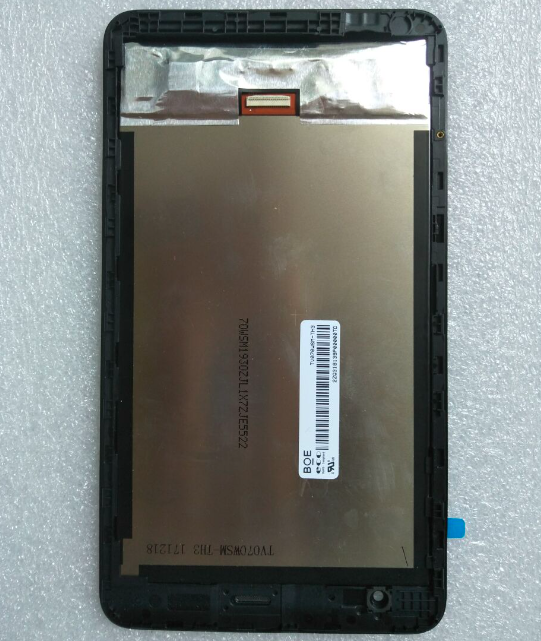 New touch screen Panel Digitizer Sensor + LCD Display Matrix Assembly For 7 Huawei MediaPad T2 7.0 LTE BGO-DL09 Tablet