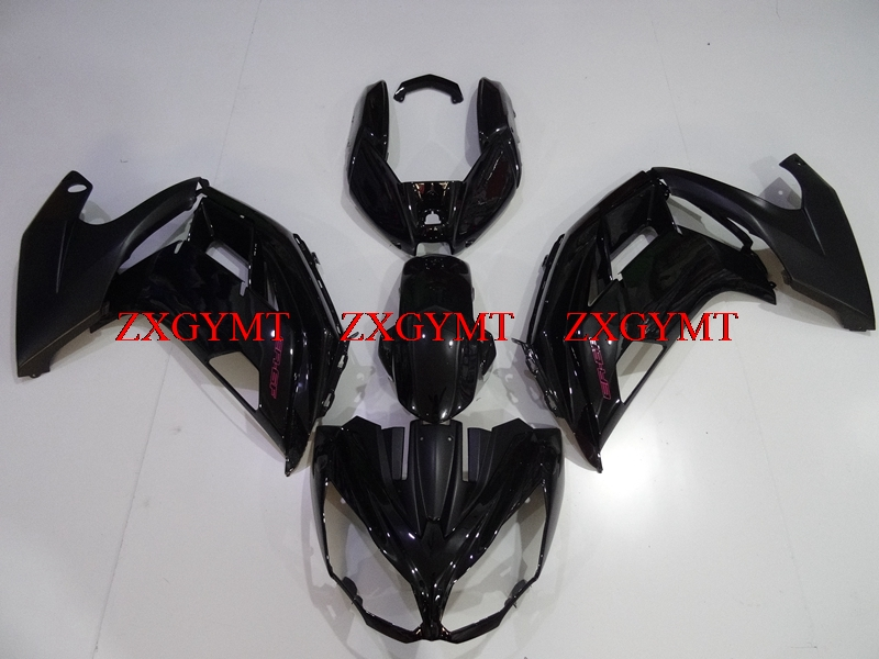 Plastic Fairings for ER6F 2012 - 2016 Bodywork ER-6F 14 15 Black Abs Fairing NINJA 650R 2014Plastic Fairings for ER6F 2012 - 2016 Bodywork ER-6F 14 15 Black Abs Fairing NINJA 650R 2014
