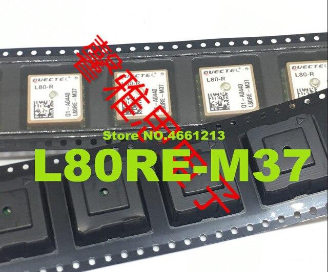 (5 STUKS) (10 STUKS) 100% originele nieuwe L80 L80 R L80RE M37 16*16*6.45mm
