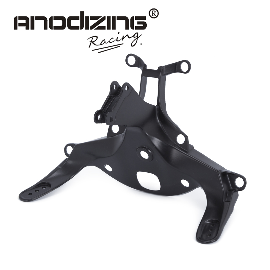 FREE SHIPPING For YAMAHA YZF-R1 R1 2004-2006 Motorcycle Front Light Headlight Upper Bracket Pairing mfs motor motorcycle part front rear brake discs rotor for yamaha yzf r6 2003 2004 2005 yzfr6 03 04 05 gold