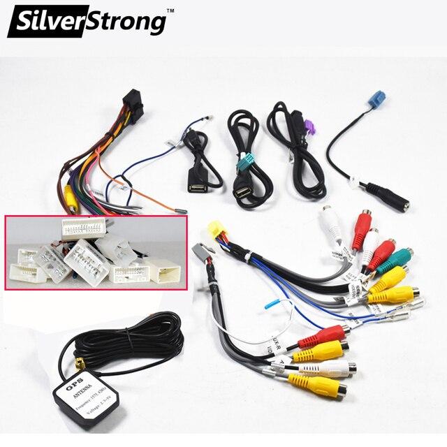 SilverStrong 2DIN Android9.0-8.1 Carro para TOYOTA AURIS hatchback 2G + 16G GPS Do Rádio de Carro Para Toyota carro DVD AURIS-8L