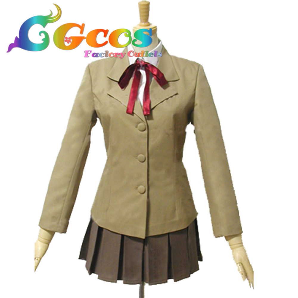 CGCOS Free Shipping Cosplay Costume HeartCatch Suite PreCure School Uniform II New in Stock Halloween Christmas Party