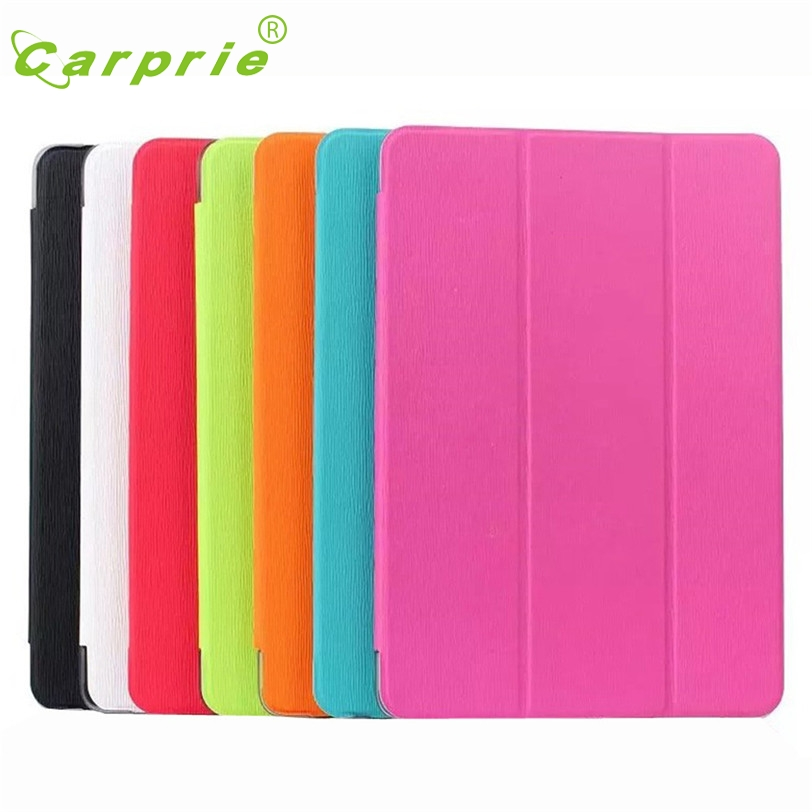 CARPRIE Slim Leather Case For Galaxy Tab 9.7 inch Stand Cover Tablet Case For Samsung Galaxy Tab S3 T820/T825 Mar29
