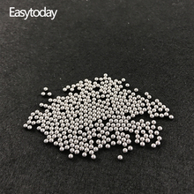 Easytoday 2000pcs/Lot 3mm Steel Balls Slingshot Hunting High-carbo Accessorie Catapult Hitting Ammo