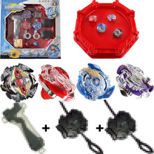 Spinning Top With Launcher and Arena Metal Fight Battle Fusion Classic Toys With Original Box For Kid Christmas Gift цена в Москве и Питере