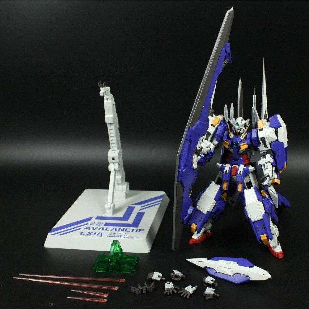 HS manía estrella modelo Gundam 1:100 mg MB estilo GN 001/HS A01 ...
