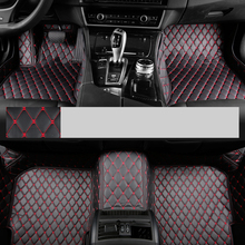 Фотография Custom car floor mats for Toyota All Models Corolla Camry Rav4 Auris Prius Yalis Avensis 2014 accessories auto styling floor mat