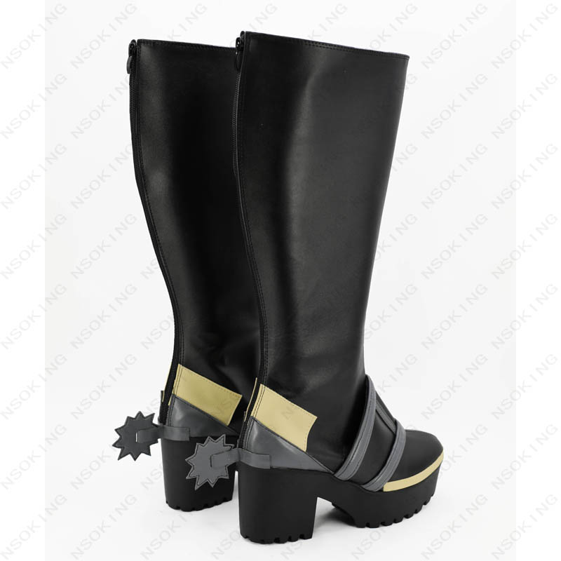 New Re CREATORS Altair Cosplay Anime boots Fashion Shoes Custom-made