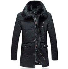 2016 новый зимний высокое качество wram траншеи пальто мужчины, зимняя куртка мужчины, размер M, L, XL, XXL, XXXL, 4XL, 5XL, 6XL, 7XL