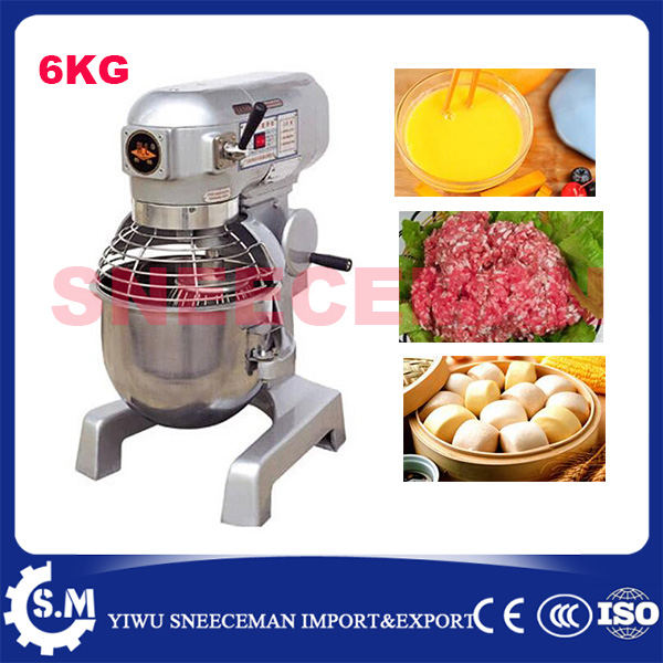 20L 6kg flour capacity Commercial Flour Mixer Stirring Mixer the Pasta Machine Dough Kneading machine pizza dough mixer
