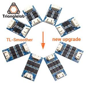 Image 3 - Trianglelab 4 sztuk/paczka TL gładsza PLUS moduł dodatkowy do 3D silnik pintera sterowników sterownik silnika Terminator reprap mk8 i3