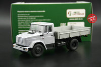 Classic SSM 1:43 Soviet Union Russian ZIL Delivery Freight Van Truck Vehicles Diecast Toy Model for Collection,Decoration