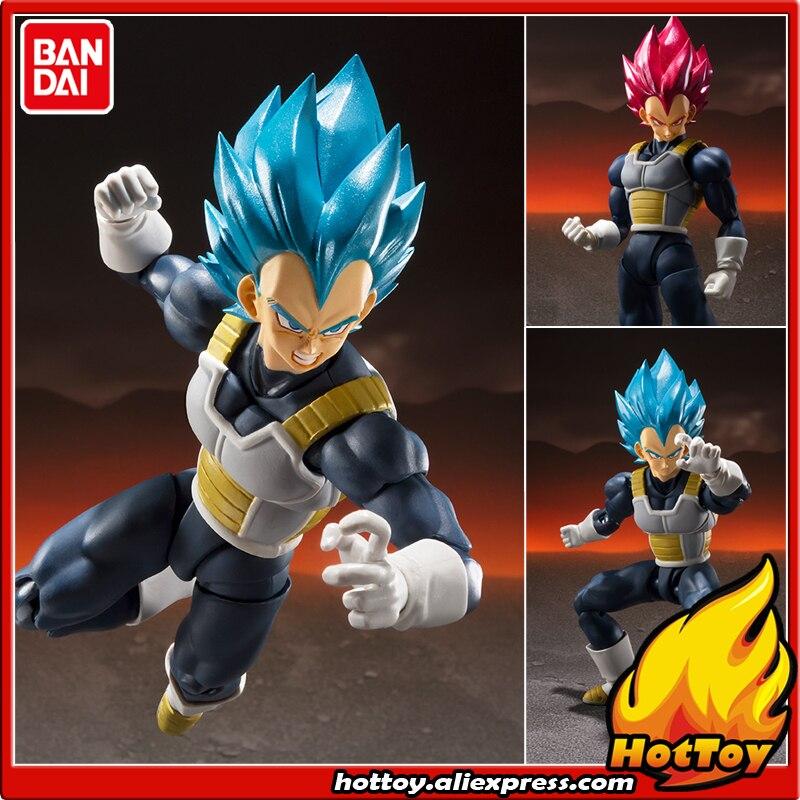 """BANDAI GEESTEN Tamashii Naties S. h. figuarts (SHF) Exclusieve Action Figure Super Saiyan God SS Vegeta 2.0 van """"Dragon Ball Z""""-in Actie- & Speelgoedfiguren van Speelgoed & Hobbies op  Groep 1"""