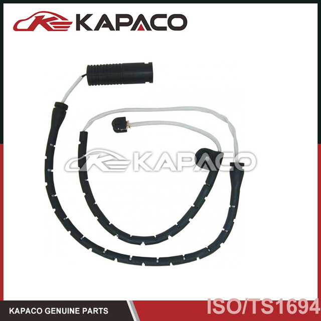Frente Pad disco del cable del Sensor 34351165579 34 35 1 165 579 34 35 11 65579 para BMW E53 X5