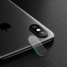 HD Clear Back Camera Lens Screen Protector Tempered Glass For iPhone XS Max XR X Full For iPhone 8 7 6 6S Plus Protective Film стоимость