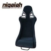 2PCS/LOT Drift Racing Bucket Seat Black Carbon fiber Red/Blue/Black/Yellow Sport Racing Car Seat for Porsche