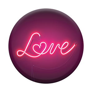 Love Popsocket Phone Holders Stand 1