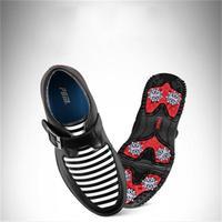 2018 גברים נעלי ספורט נעלי סניקרס גברים ספורט עמיד למים לנשימה חדש החלקה נעלי גולף מסמר פעילויות אחיזה טובה גברים