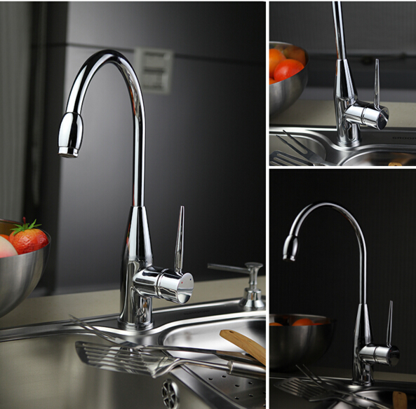fashion high quality chrome brass single lever hot and cold kitchen sink faucet ,tap mixer high tech and fashion electric product shell plastic mold